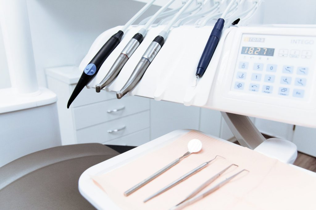 dental clinic machine